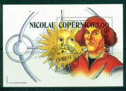 Brazil 1973 Nicolaus Cpoernicus MS FU Lot36501 - Brazil