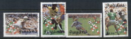 Guyana 1989 World Cup Soccer, Italy CTO - Guyane (1966-...)
