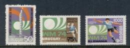 Uruguay 1974 World Cup Soccer Munich MUH - Uruguay