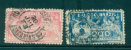 Brazil 1906 Pan American Congress FU Lot36125 - Brazil