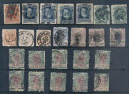 Brazil 1880's On Assorted Oddments FU - Brazil