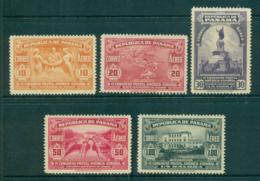 Panama 1936 Postal Congerss (5/6, No 5c) MNG Lot35939 - Panama