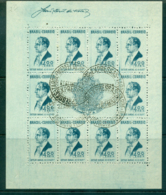 Brazil 1938 Pres. Vargas Constitution MS CTO Lot36210 - Unclassified