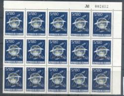 Ecuador 1964 Airmail, Faro De Colon Opt Blk 15 MUH - Ecuador