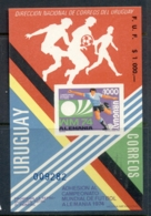 Uruguay 1974 World Cup Soccer Munich MS MUH - Uruguay
