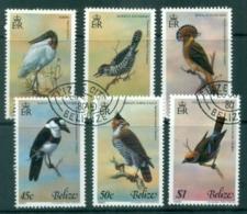 Belize 1980 Birds Of Belize CTO - Belize (1973-...)