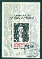 Brazil 1972 Modern Art Week MS FU Lot36498 - Unclassified