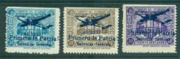 Ecuador 1947 Official Airmail Opt Primero La Patria (Essays) MNG Lot35843 - Ecuador