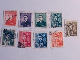 IRAN  1951-52   LOT# 12 - Iran