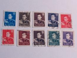 IRAN  1958-59   LOT# 15 - Iran