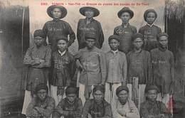 CPA TONKIN - Yen-Thê - Groupe De Pirates Des Bandes Du Dé-Tham - Viêt-Nam