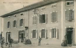 "CPA  FRANCE 13 ""Allauch, Le Logis Neuf, La Poste"" - Allauch"