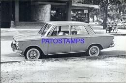 104884 AUTOMOBILE CAR AUTO FIAT 1500 PHOTO NO POSTAL POSTCARD - Non Classificati