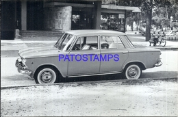 104884 AUTOMOBILE CAR AUTO FIAT 1500 PHOTO NO POSTAL POSTCARD - Postales