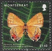 Montserrat 2012 Definitive $1.50 Good/fine Used [38/31700/ND] - Montserrat