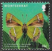 Montserrat 2012 Definitive 50c Good/fine Used [38/31702/ND] - Montserrat