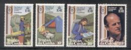 Tristan Da Cunha 1981 Duke Of Edinburgh Awards MUH - Tristan Da Cunha