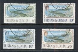 Tristan Da Cunha 1967 Calshot Harbour FU - Tristan Da Cunha