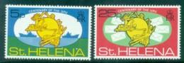 St Helena 1974 UPU Centenary MUH - Sainte-Hélène