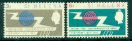 St Helena 1965 ITU Centenary MUH - Saint Helena Island