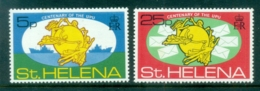 St Helena 1974 UPU Centenary MUH - Saint Helena Island
