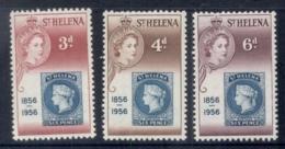 St Helena 1956 Stamp Cent MUH - Saint Helena Island