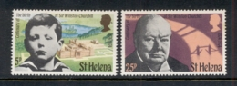 St Helena 1974 Churchill MUH - Saint Helena Island