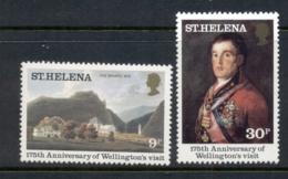 St Helena 1980 Wellington MUH - Saint Helena Island