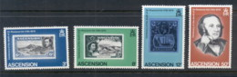 Ascension Is 1979 Rowland Hill MUH - Ascension (Ile De L')