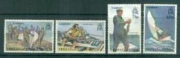 Tristan Da Cunha 1972 Longboats MUH - Tristan Da Cunha