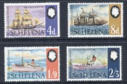 St Helena 1969 Dependence On Sea Mail MUH - Saint Helena Island