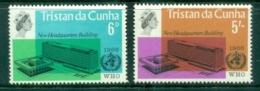 Tristan Da Cunha 1966 WHO Headquarters, Geneva MUH - Tristan Da Cunha