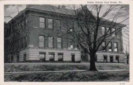 Pennsylvania East Brady Public School Curteich - Other