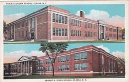 New York Elmira Parley Coburn School & George M Diven School - Other