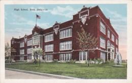 Oklahoma Enid High School