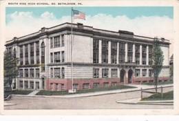 Pennsylvania South Bethlehem South Side High School - Other