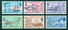 BAT 1980 Royal Geographical Society MUH - British Antarctic Territory  (BAT)
