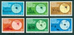 BAT 1982 Continental Drift & Climate Change MUH - British Antarctic Territory  (BAT)