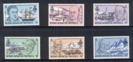 BAT 1980 Royal Geographical Society Sesquicentenary MUH - British Antarctic Territory  (BAT)