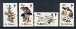 St Helena 1983 Local Funghi - Saint Helena Island
