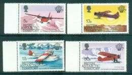 BAT 1983 Manned Flight Bicentenary MUH Lot66234 - British Antarctic Territory  (BAT)