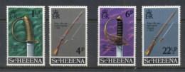 St Helena 1971 Military Arms MUH - Saint Helena Island