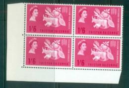 Tristan Da Cunha 1963 FFH Freedom From Hunger Blk 4 MUH Lot81264 - Tristan Da Cunha