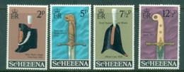 St Helena 1973 Regimental Emblems, Arms MUH - Saint Helena Island