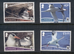 Ascension Is 2011 WWF Red Billed Tropic Bird MUH - Ascension