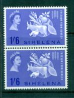 St Helena 1963 FFH Pair MUH Lot66152 - Saint Helena Island