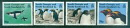 South Georgia 1993 Birds, Macaroni Penguins MUH - South Georgia