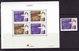 Azores 1994 EUROPA + MS MUH Lot7411 - French Southern And Antarctic Territories (TAAF)