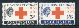 Ascension Is 1963 Red Cross Cent. MUH - Ascension