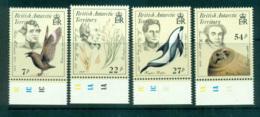 BAT 1985 Naturalists MUH Lot66236 - British Antarctic Territory  (BAT)